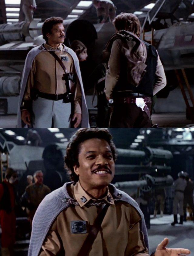 Star Wars error inversa