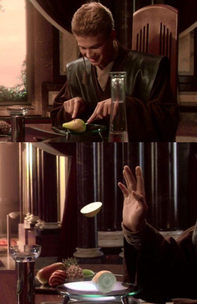 Star Wars error pera