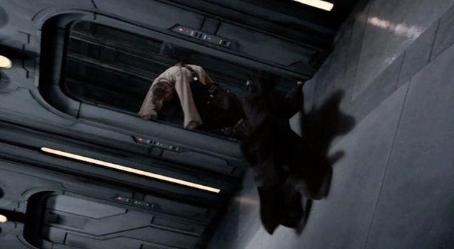Star Wars error Gravedad