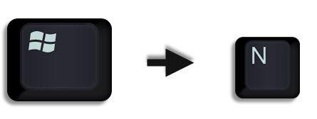 Microsoft OneNote - Tecla de acceso directo