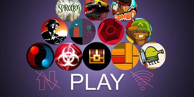 13 Juegos diversión móvil cuando no se tiene datos o wi-fi