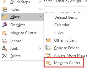 Mover a Clutter