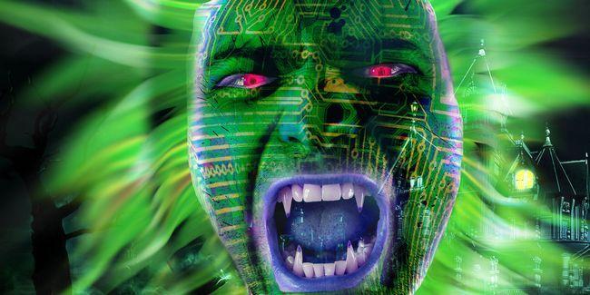 13 Historias tecnología terrifying asustarte en halloween