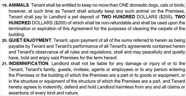 contrato de arrendamiento templatelab