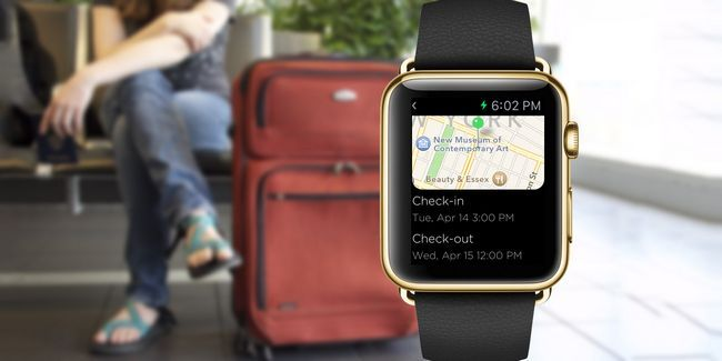 18 Aplicaciones de viaje para exploradores reloj de manzana
