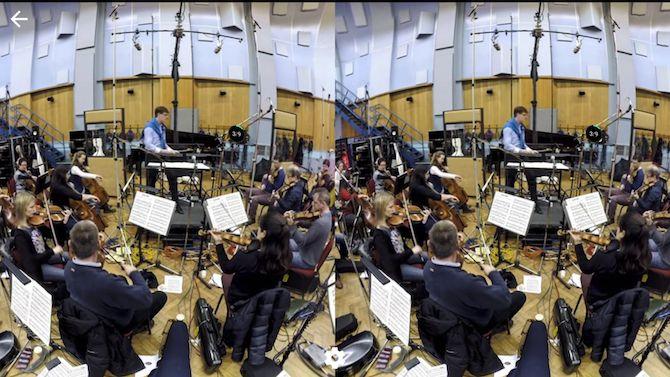 adentro aplicación de Abbey Road