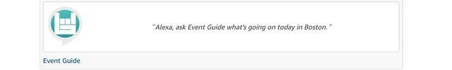 Guía de Eventos