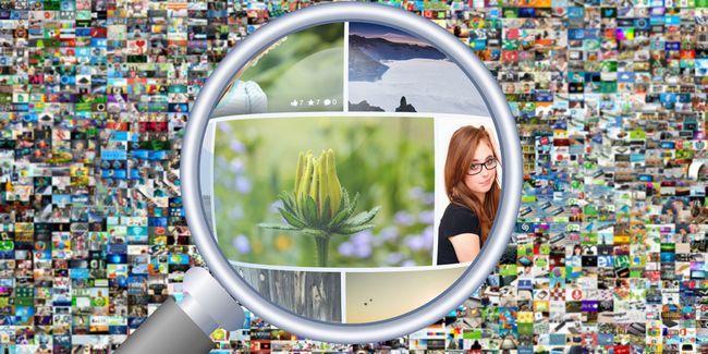 21 Herramientas del navegador rápida de buscar imágenes en línea