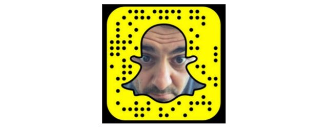 GaryVee Snapcode