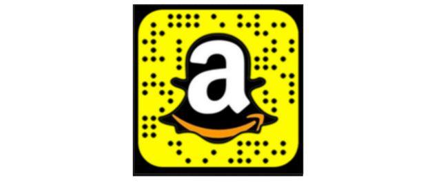snapcode Amazon