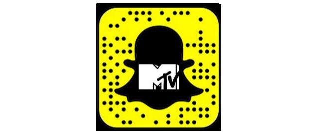 MTV Snapcode