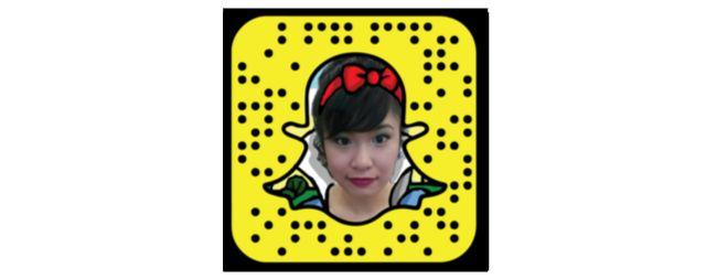 CyreneQ Snapcode