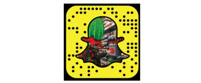 GeeOhSnap Snapcode