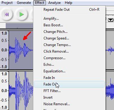 editor de audio audacia