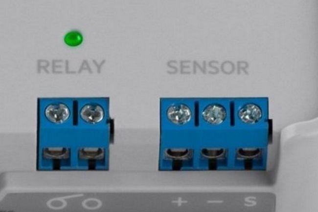 Sensor de relé Wemo Fabricante