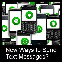 3 Diversión y aplicaciones de teléfonos simples que cambiará la forma de mensaje de texto