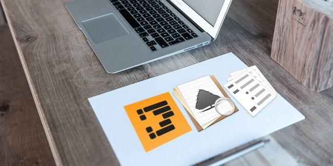 3 Outliners mac para ayudar a organizar sus proyectos y pensamientos