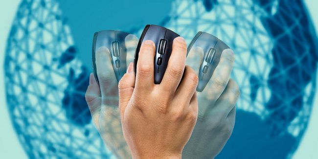 Explorar más rápidas y mejores con gestos de ratón