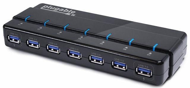 USB-hub-carga-estación