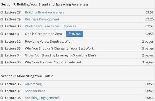 BrandAwarenessCOurse
