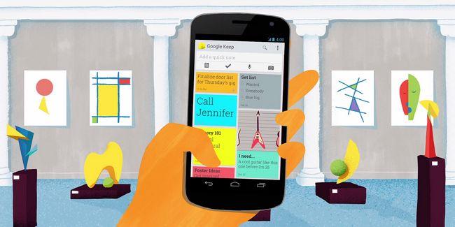 4 Google mantener consejos y trucos para obtener mejores notas, listas y tareas pendientes