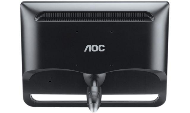 monitor LCD-mitos-marcas-aoc