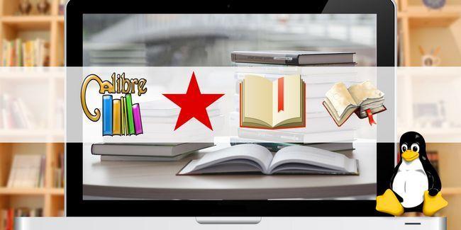4 De los mejores lectores de libros electrónicos para los usuarios de linux