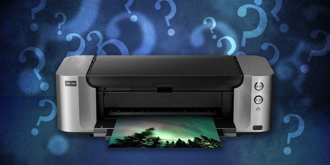 4 Preguntas que debe hacerse la hora de elegir una nueva impresora