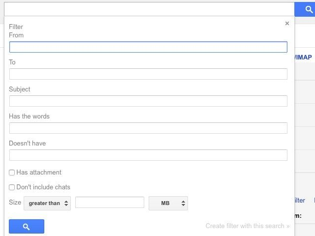 gmail-filter-mails