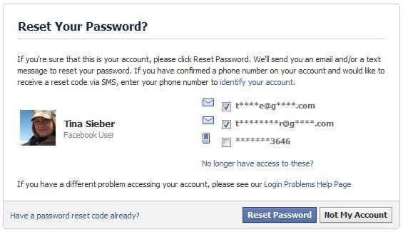 hackeado de facebook
