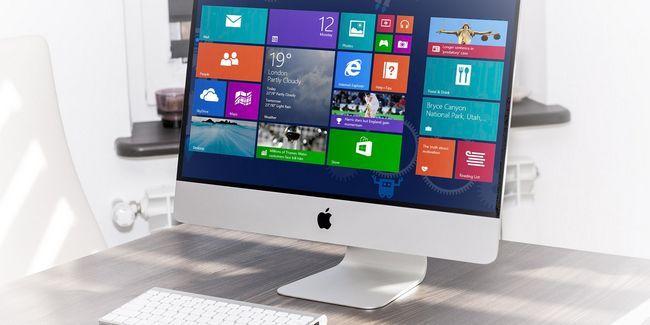 4 Maneras de obtener windows en su mac