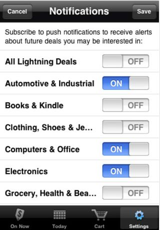 Amazon oferta diaria