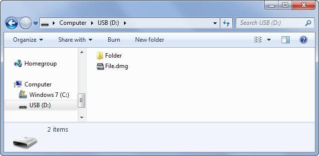 Acceso-mac-con formato HFS -drive-en-explorador de Windows