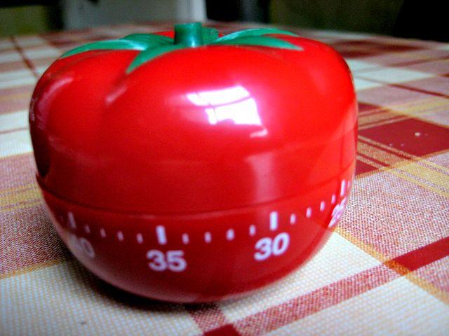 pomodoro temporizador