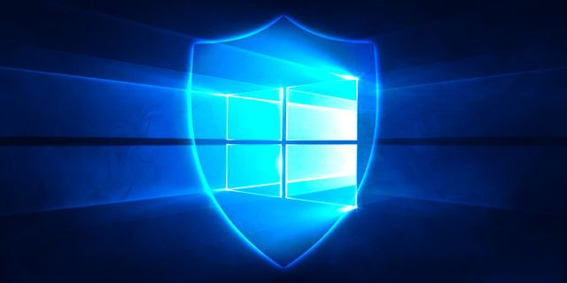 Windows Defender 10