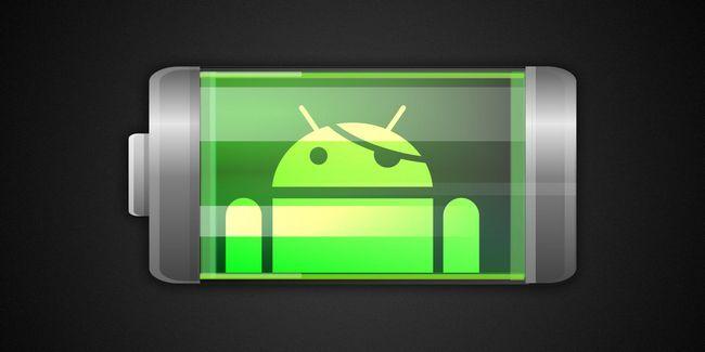 5 Formas avanzadas para mejorar la vida de la batería en android