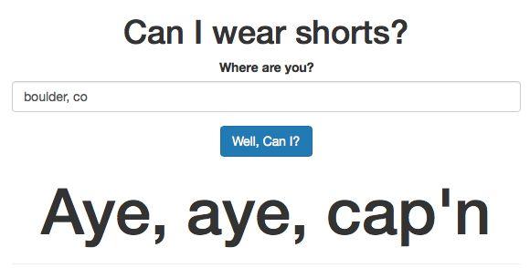 vestir-shorts-tiempo in situ