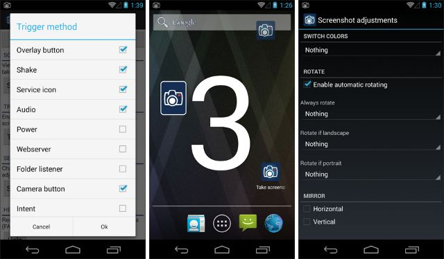androide de pantalla-apps-último