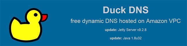 sin dinámico-DNS-duckdns