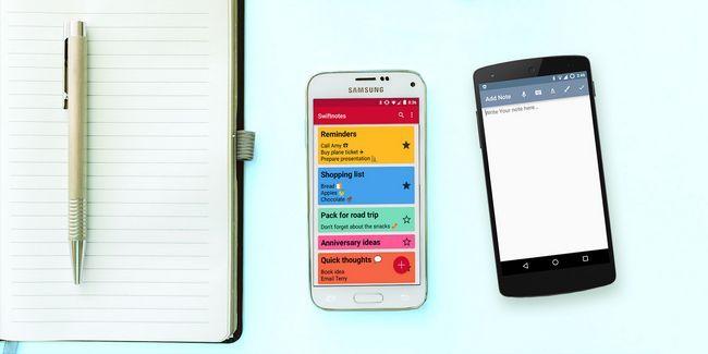 Las mejores 5 de toma de notas de código abierto de aplicaciones para android