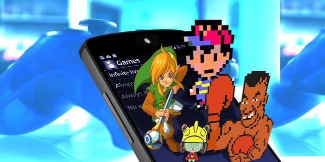 Las mejores 5 juegos retro que se puede emular en android