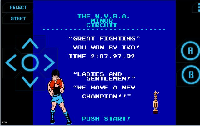 Punch Out Victoria