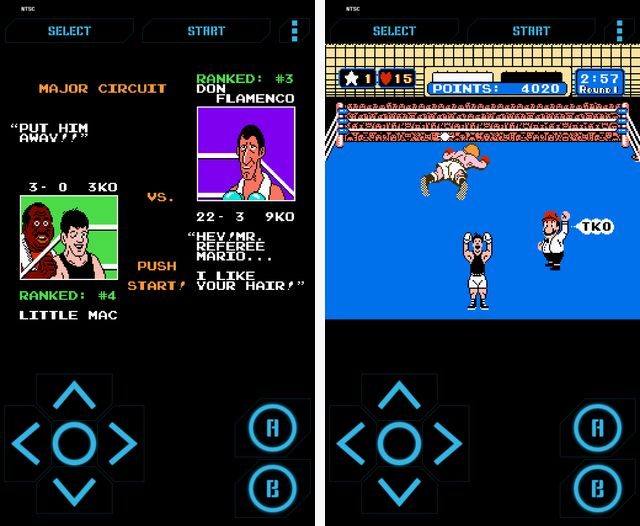 Punch Out Mario