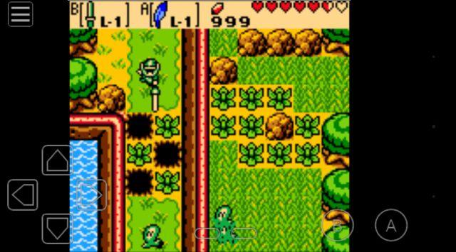 Zelda Estaciones Gameplay