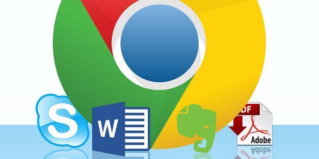 5 Aplicaciones de escritorio que pueden deshacerse si tiene google chrome