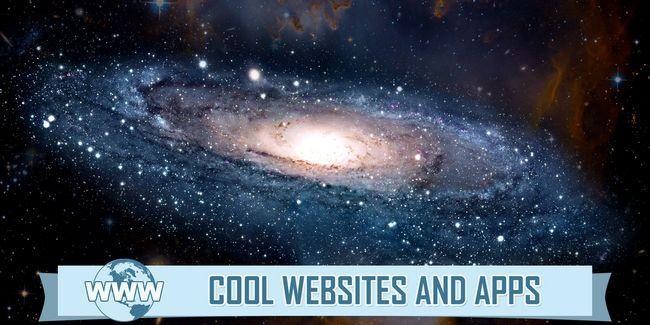 5 Sitios fascinantes para ver y explorar el universo