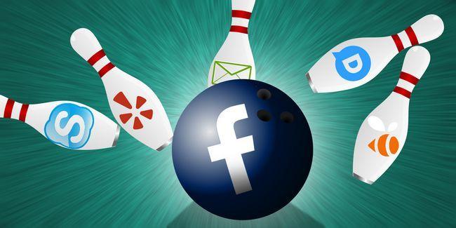 5 Herramientas web legendary reemplazados por funciones de facebook