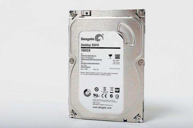 Seagate-sshd