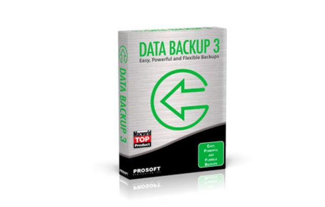 los datos de copia de seguridad 3