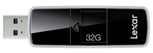 más rápidos-USB-flash-unidades de Lexar-motor de salto-32gb